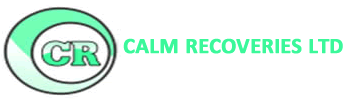 Calm Recoveries Retina Logo